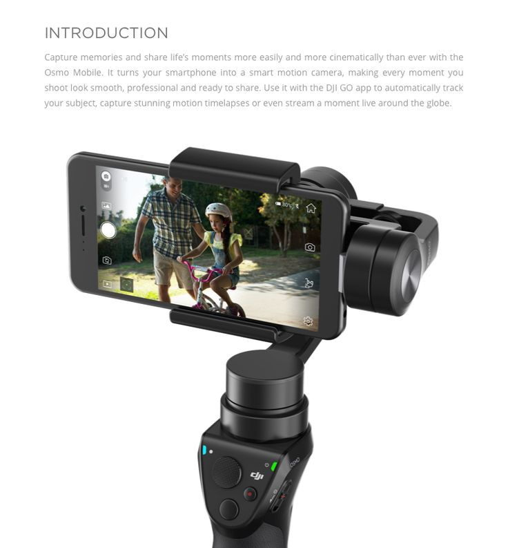 Shop for Osmo Mobile on the official DJI Online Store. Find low prices and buy online for delivery or in-store pickup.
