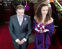 coronation street weddings - Tyrone