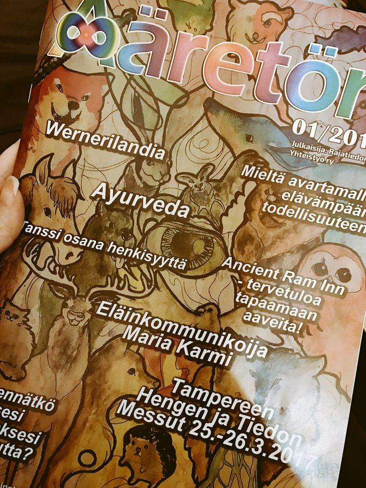 """Rajatiedon Yhteistyö Twitterissä: """"Uusin Ääretön-lehti. Mukana #sammonjuhlilla! https://t.co/7TbqAVpIqZ"""""""