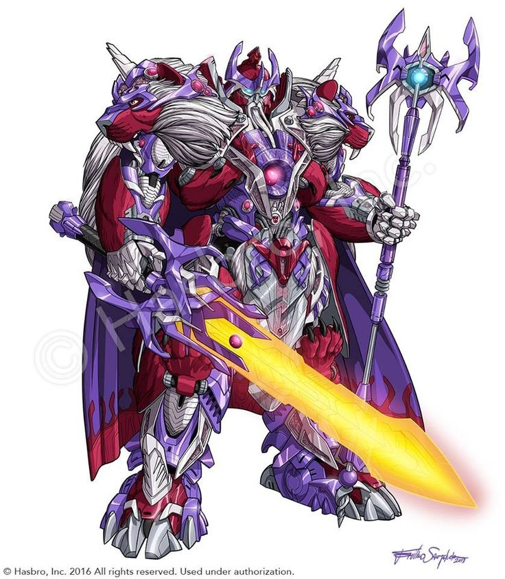 Titans Return Alpha Trion -Emiliano Santalucia