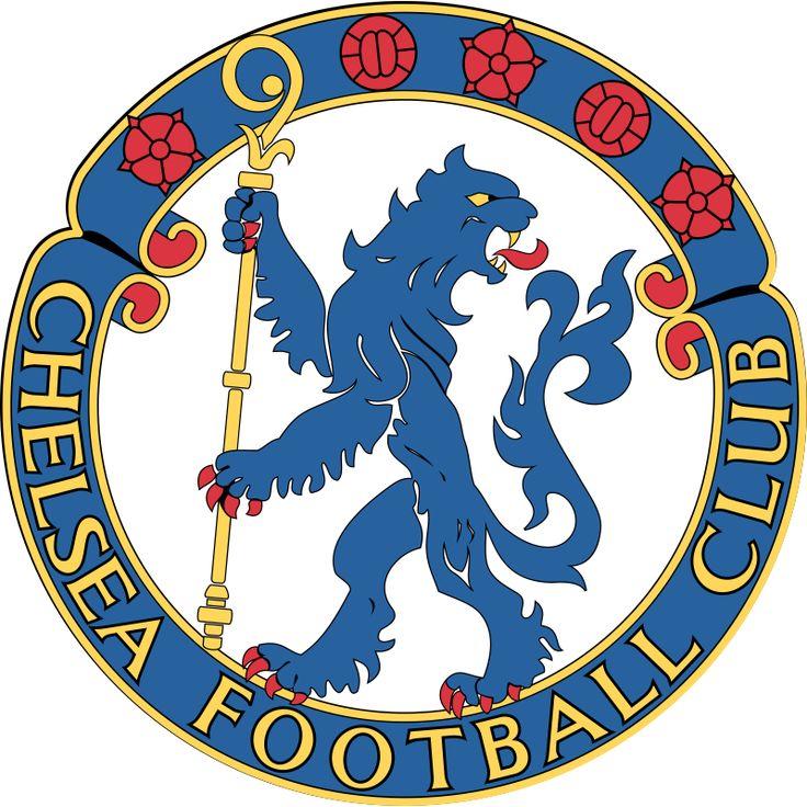 Chelsea - ENG: 1955   Sobre futebol, Escudo, Escudos de futebol