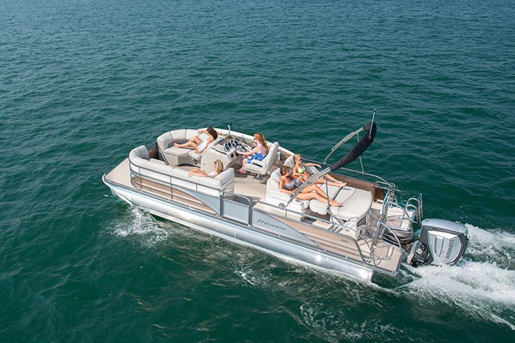 SES Photo Gallery   Manitou Pontoon Boats