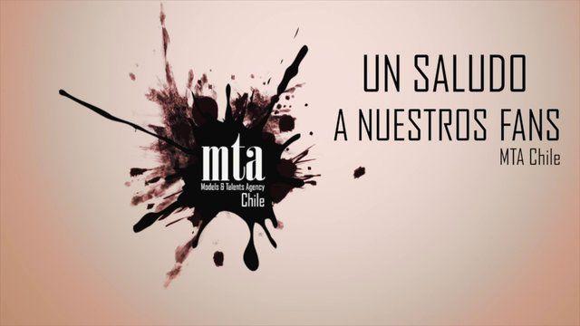 Un Cariñoso Saludo a nuestros Fans de MTA Chile