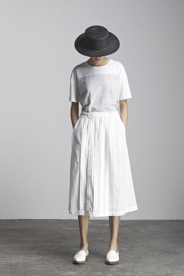 The Slowpoke: KOWTOW: SOLID LIGHT // Organic, fair trade cotton clothing #sustainable #ethical #style