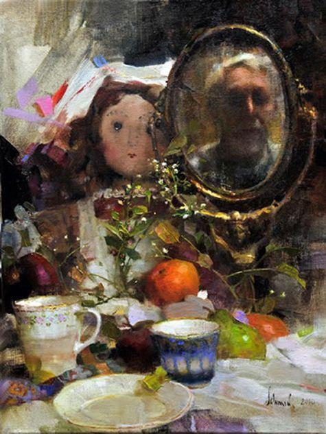 Richard Schmid - reflection