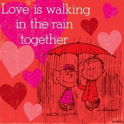 linus valentine's day