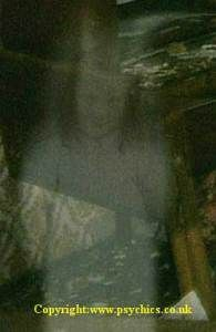 Ghost Picture of Child