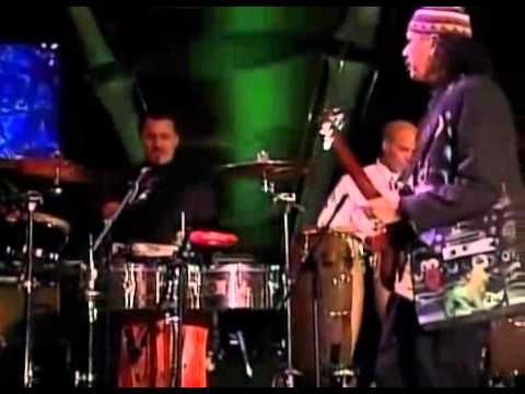 Carlos    Santana       --      Black    Magic    Woman  [[  Official   ...