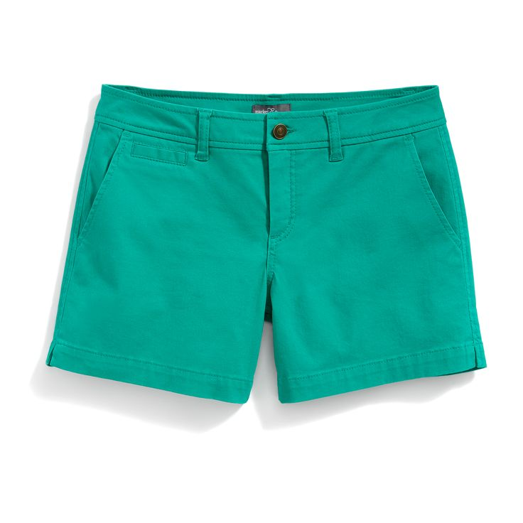Stitch Fix New Arrivals: Teal Shorts