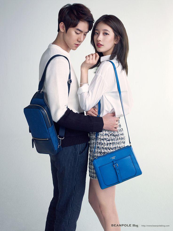 Yoo Yun Suk and Suzy