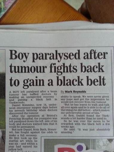 Teenage Mutant Ninja Tumours
