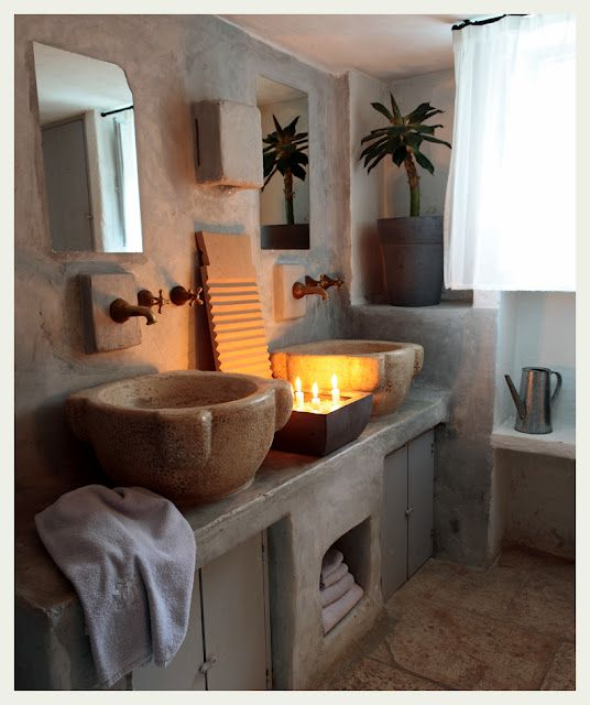 An Indian Summer: What is there to know.  http://anindiansummer-design.blogspot.co.uk: Decor, Ideas, Modern Bathroom Design, Dreams, Natural Stones, Bathroom Designs, Bathroom Interiors Design, Stones Bathroom, Natural Stone Bathroom