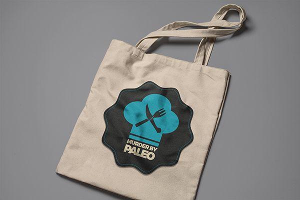 Paleo Restaurant Logo