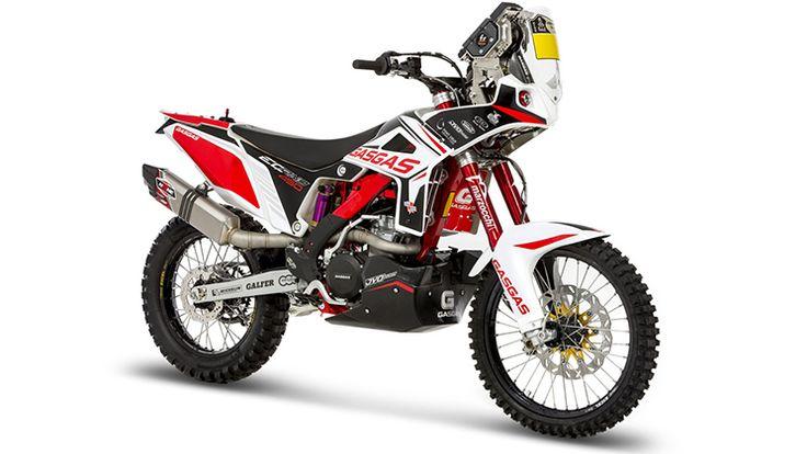 Gas Gas EC 450 R-Dakar 2016