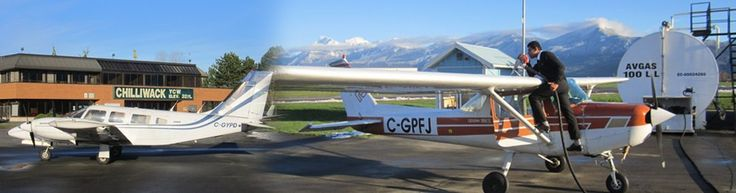 Tips on finding a good pilot training school in Canada.