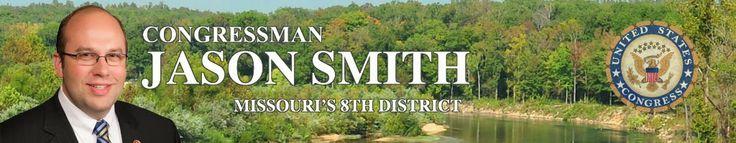Free Zone Media Center News: Congressman Jason Smith Capitol Report: Working to...