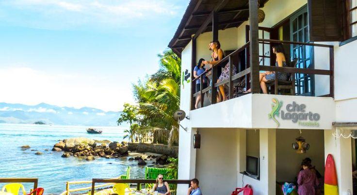 Booking.com: Albergue Che Lagarto Ilha Grande - Ilha Grande, Brasil