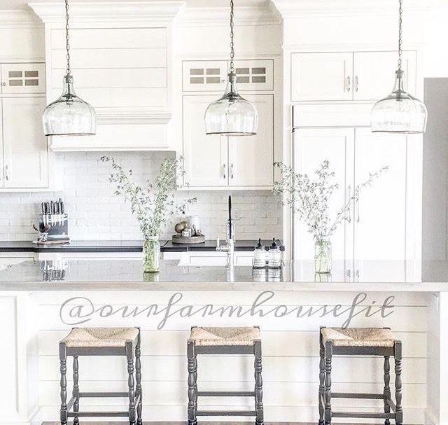 Mejores 95 imágenes de Farmhouse kitchens en Pinterest | Cocinas de ...