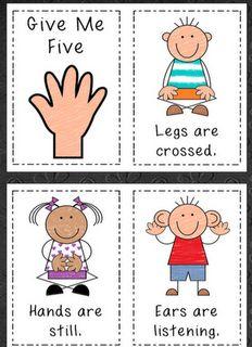 Inspired by Kindergarten