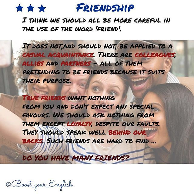 ✅Do you have many friends? #boost_vocabulary #friends #friendship #english #englishonline #englishteaching #studyenglish #skypeenglish #englishgrammar #englishvocabulary #study #grammar #vocabulary #pronunciation #readingrules #phonetics #webinar #английский #английскийонлайн #английскийпоскайпу #скайпуроки #грамматика #учимся #лексика #уроки #произношение #фонетика #вебинар