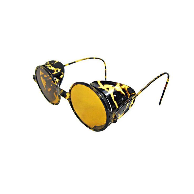 rare 1920s tortoise shell sunglasses