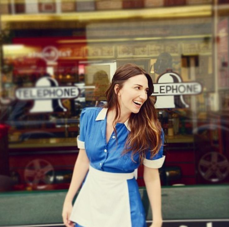Sara Bareilles Waitress album