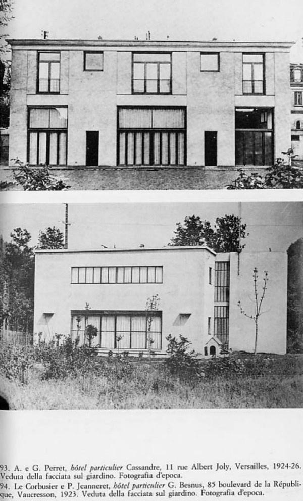 06. Maison Cassandre à Vaucresson (arch. Auguste Perret)