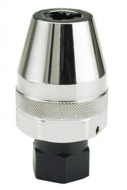 Mayhew Select 29895 Stud Extractor. Color: Black. Made in Taiwan to Mayhew's specifications. The Mayhew 29895 Stud Extractor is used to remove seized or broken studs and bolts. Use with a 3/8-Inch impact wrench, on low. Made out of high-grade, heat-treated alloy steel. And while our company has grown to meet the needs of the professional market, as well as those of the do-it-yourself automotive enthusiast, our focus has never changed - leveraging our strength to build your business.