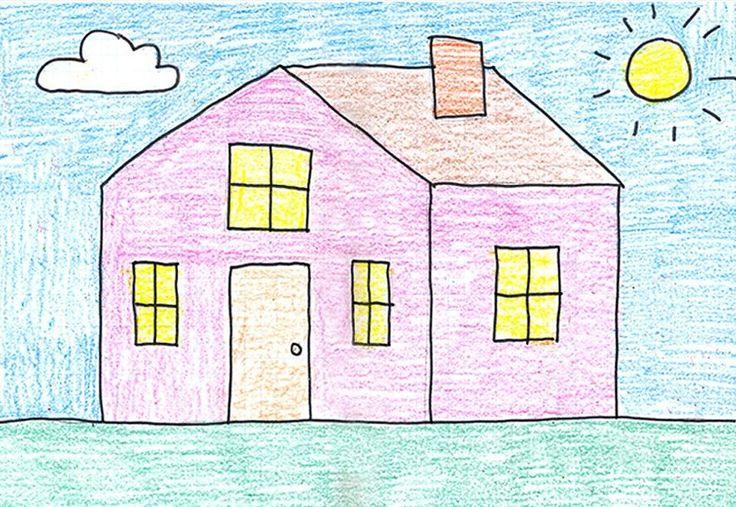 34 beste afbeeldingen van stap voor stap tekenen dieren for Huizen tekenen