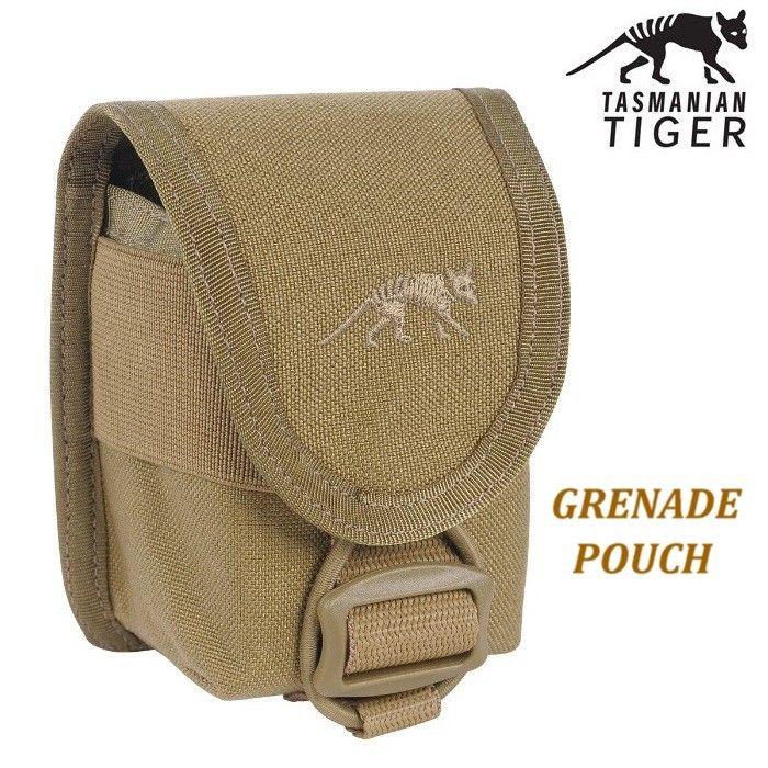Tasmanian Tiger Grenade Pouch - khaki