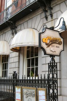 Have a drink at the bar from Cheers on your Boston vacation.