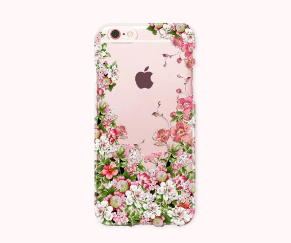 Floral iPhone 7 Case iPhone 7 Plus Case iPhone 6/6S by ARTICECASE