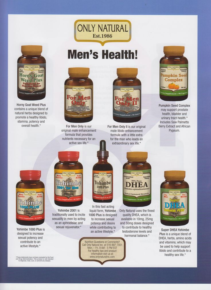 Flyers sexual health products