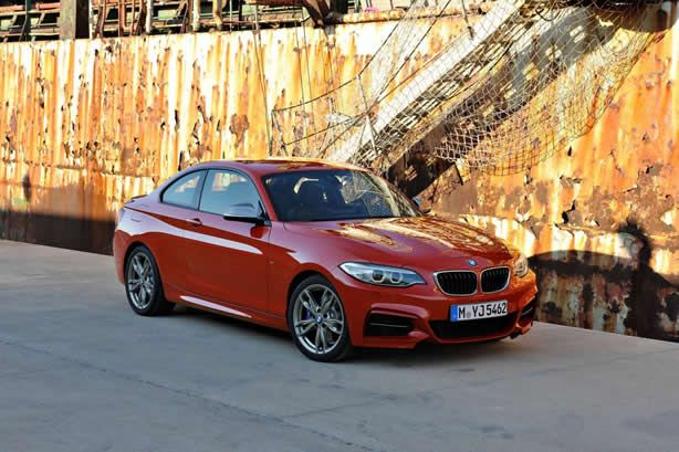 BMW introduces the M235i xDrive Coupe - Speed Carz