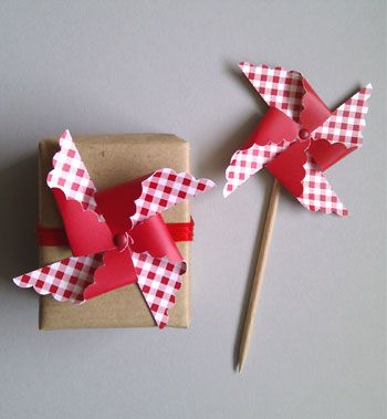DIY Kids Crafts - Pinwheels