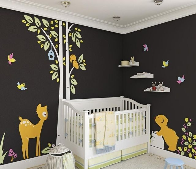 Best Wall Decals For Babys Nursery Images On Pinterest Tree - Bambi love tree wall decals