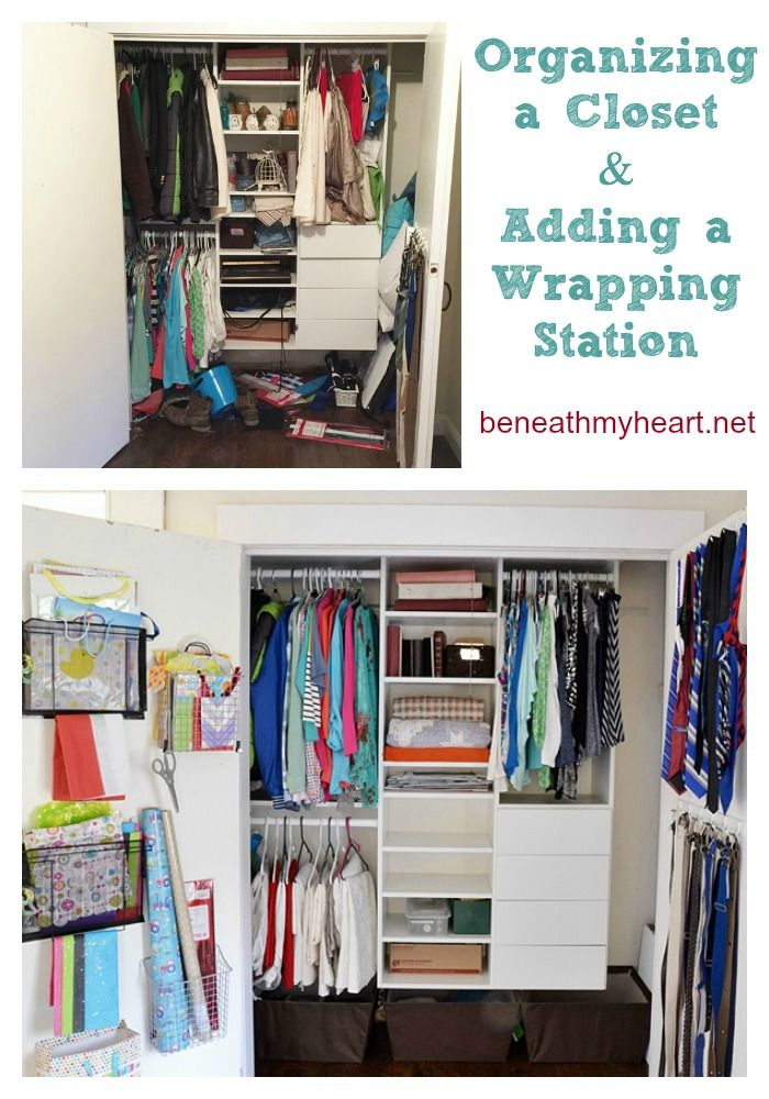 Organizing The Hall Closet Diy Rockstar Ideas Hall
