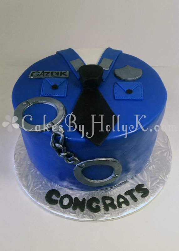 1000 Ideas About Police Cakes On Pinterest Car Cakes