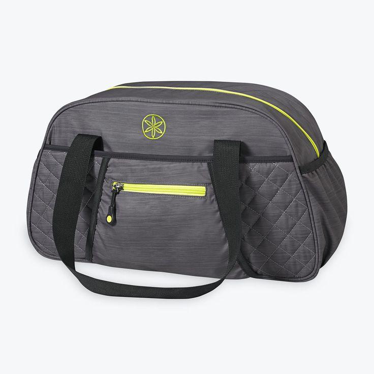 Gaiam Duffle BagGaiam Duffle Bag heather gray