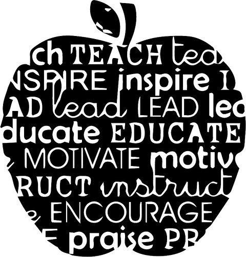 FREE SVG apples teacher blog posts - svg   The Craft Chop