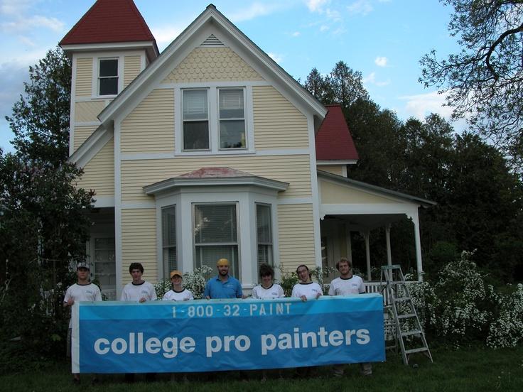 College Pro Painters