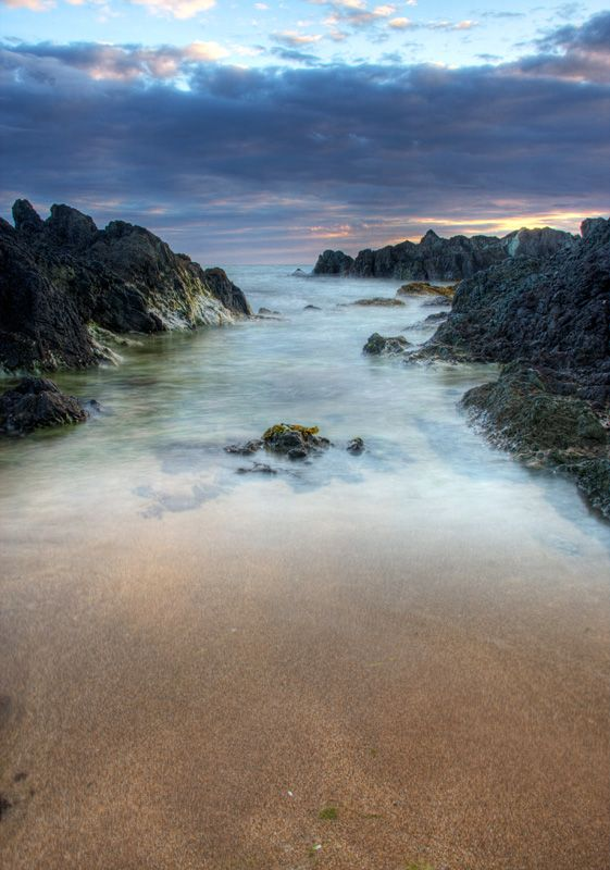 "lovewales: "" Porth Oer / Whistling Sands 