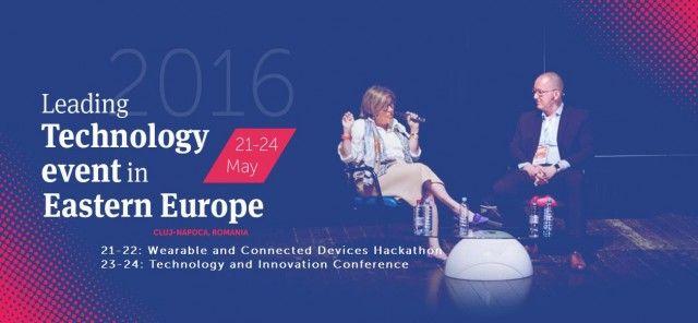 Techsylvania #3, conferinta de tehnologie si inovatie in industria IT
