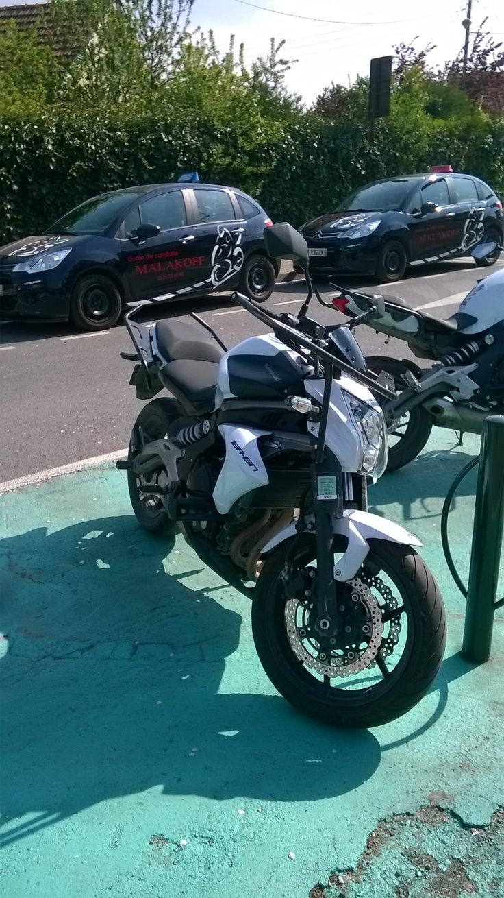Moto-école :)