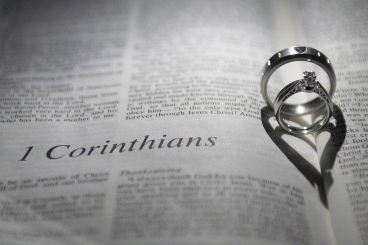 Engagement Ring Bible