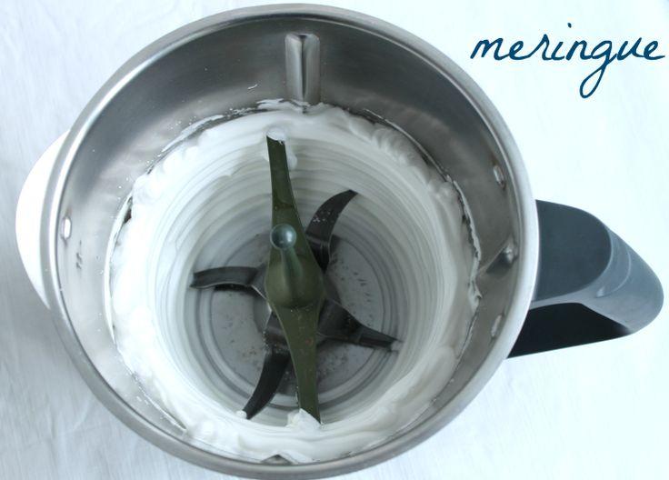 Thermomix Meringue