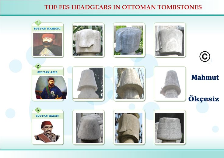 After 1826 All Ottoman officals used to wear fes