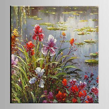 les 25 meilleures id es de la cat gorie peintures de fleurs de lotus sur pinterest peinture de. Black Bedroom Furniture Sets. Home Design Ideas