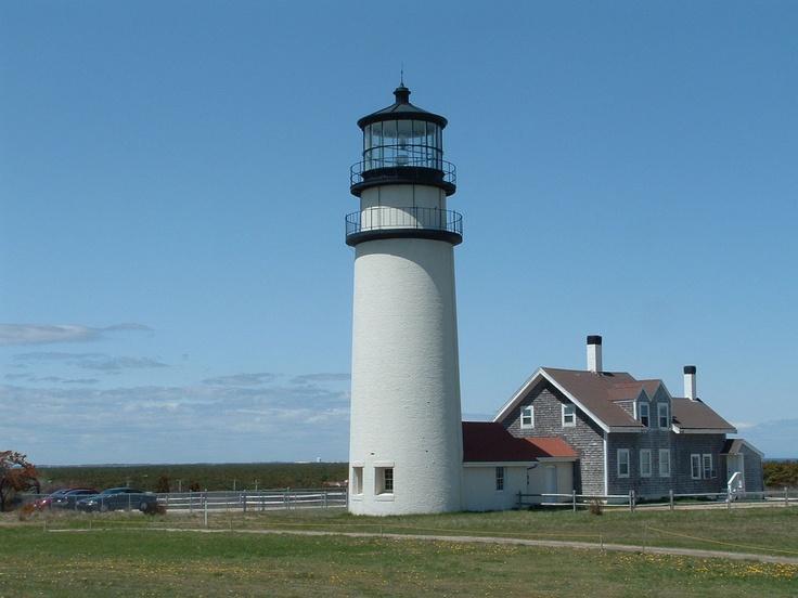 Highland Light - Cape Cod National Seashore