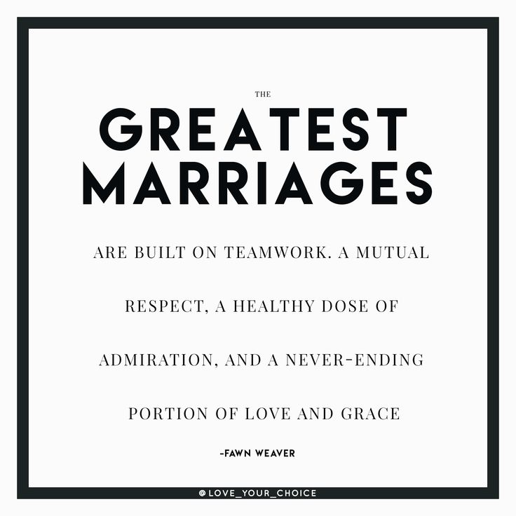 """""""The greatest marriages are built on teamwork. A mutual respect, a healthy dose of admiration, and a never-ending portion of love and grace."""" – Fawn Weaver marriage relationship quote love_your_choice"""